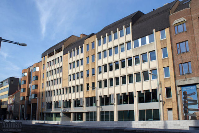 PSI-CRO has rented offices at the Leuven railway station